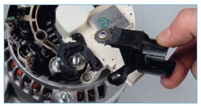 Проверка генератора форд фокус 2 своими руками 43