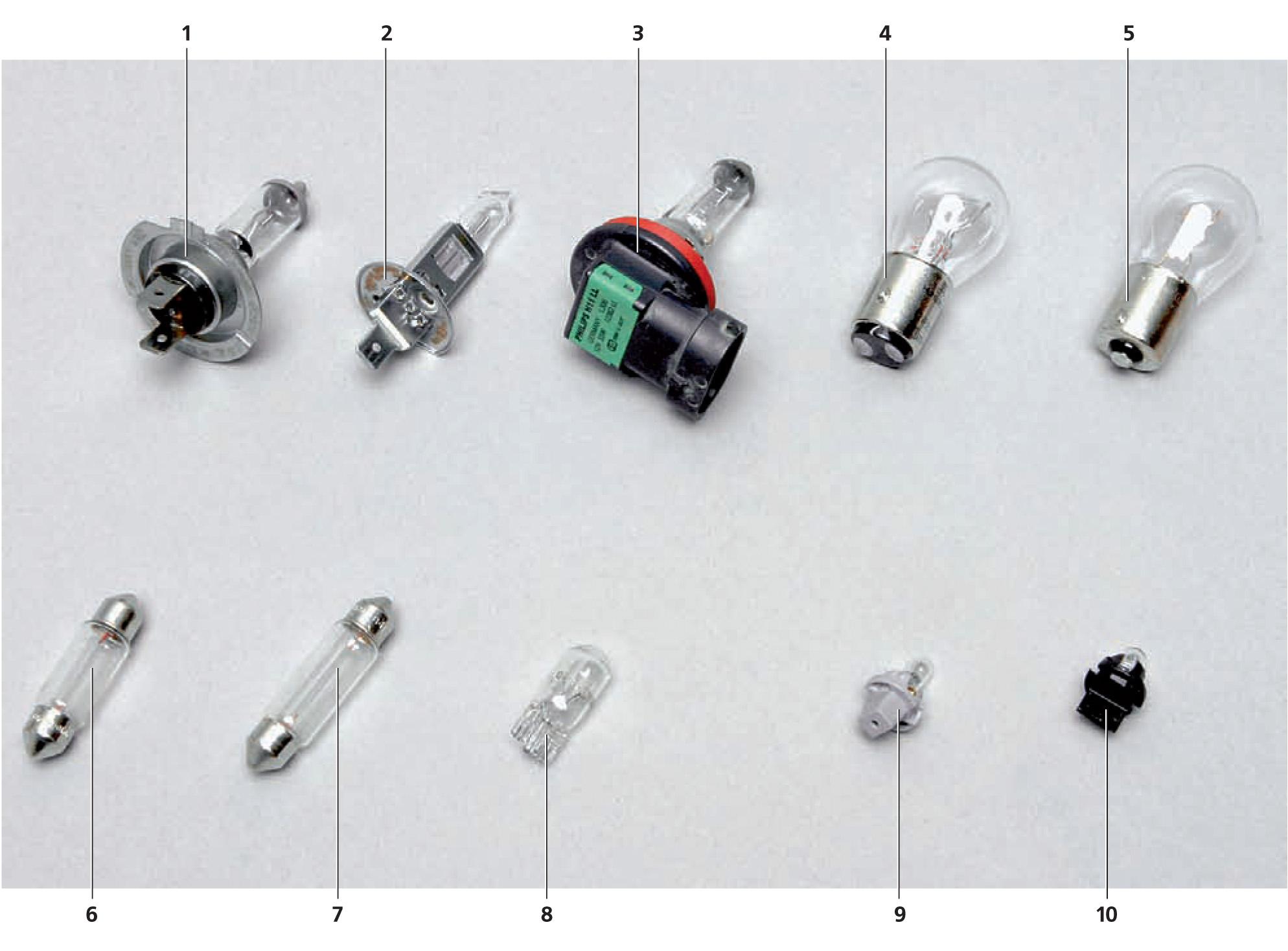 Форд фокус 2 какая лампа подсветки номера 1 фотография