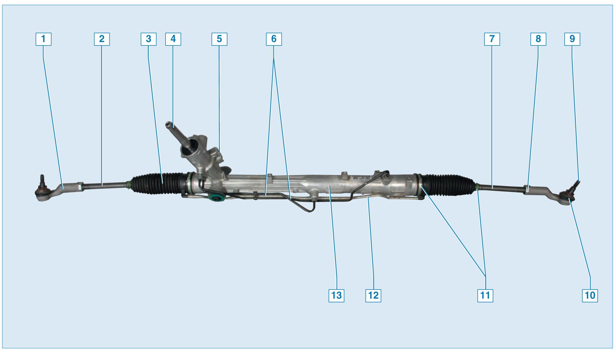 Шланг гидроусилителя руля форд фокус 2 22 фотография
