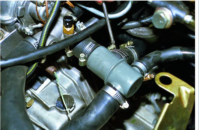 Фото №3 - термостат на ВАЗ 2110 карбюратор