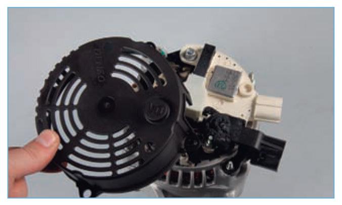 Ремонт генератора на форд фокус 2 своими  973