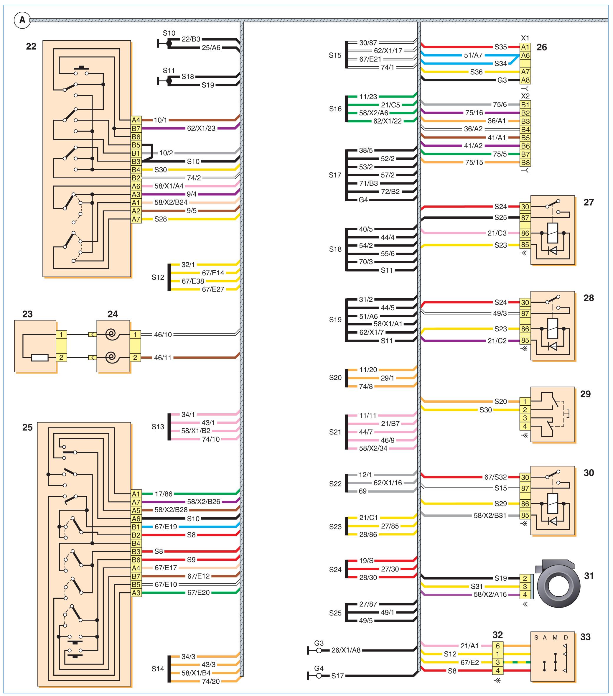 электросхемы renault logan 2012