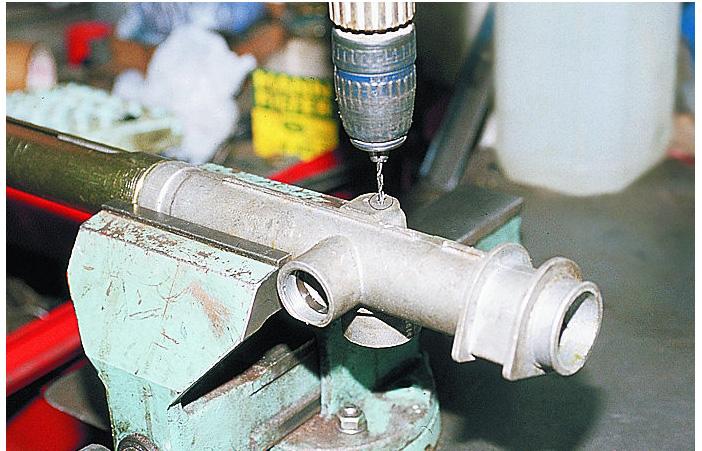 Фото №17 - ремонт рулевой рейки ВАЗ 2110 своими руками