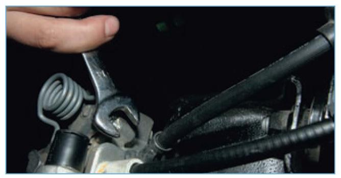 Форд ремонт задних суппортов
