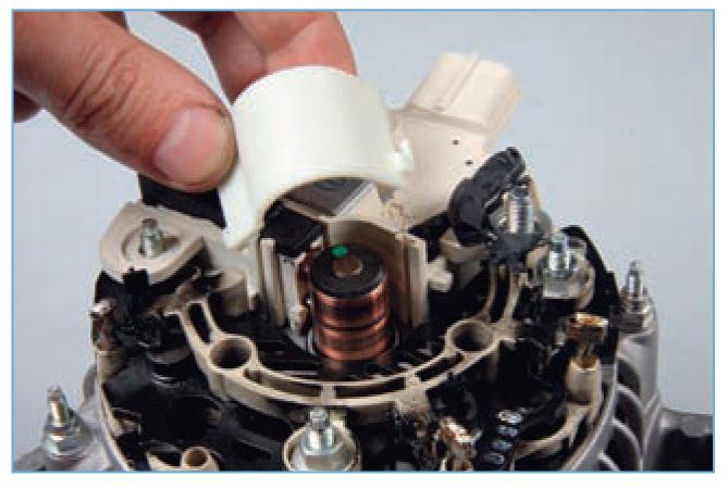 Ремонт генератора на форд фокус 2 своими  434