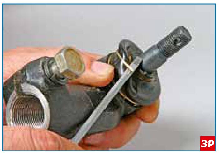 Замена рулевых наконечников лада гранта