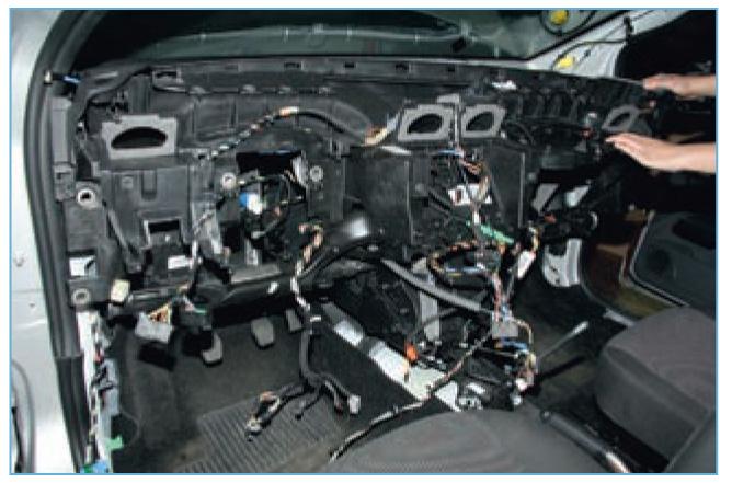 форд фокус 2 ремонт своими руками кондиционера