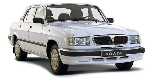 """ГАЗ-3110  """"Волга """".  Главным конкурентом ВАЗ-21108, на наш взгляд, является  """"Князь Владимир """" - автомобиль производства..."""