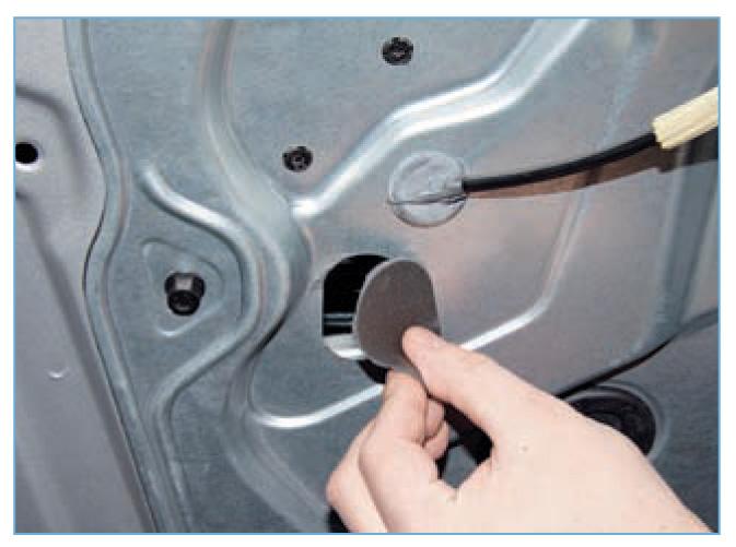 Замена двери форд фокус 2