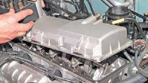 Прокладка крышки ГБЦ двигатель Ремонт Logan 2005 67-4.jpg