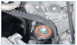 Замена ремня грм форд фокус 3 16 своими руками 98