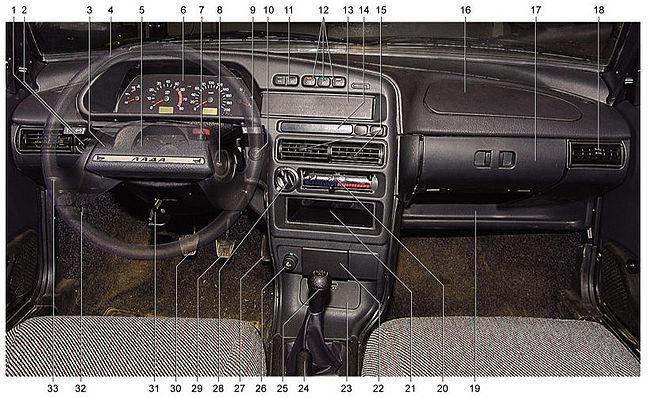 Главный тормозной целиндр на ваз 21099 схема.  Схема электрооборудования автомобиля ваз 2115 блока ваз 2115...