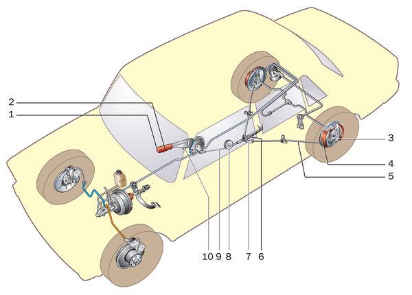 устройство глушителя автомобиля - Абсолютно нереальный сайт!