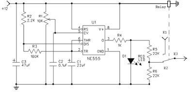 устройство светодиода схема