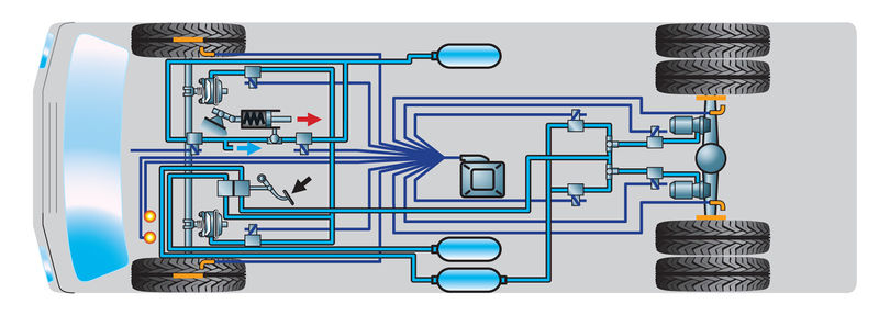 Типичная схема установки