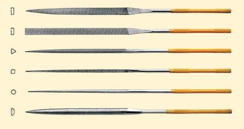 Надфиль: виды и особенности инструмента