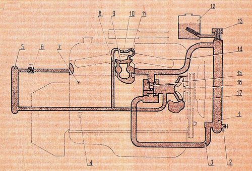 радио схема зарядного устройства