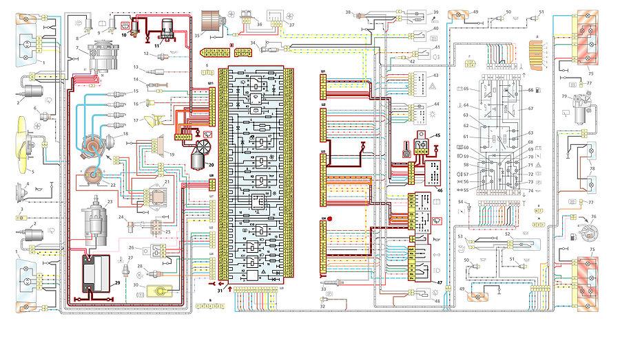 8 – электромагнитный клапан