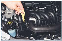 Масло для двигателя форд фокус 3