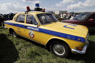 """Фотографии служебных милицейских автомобилей ГАЗ-2410  """"Волга """".  Начали применятся еще в СССР в качестве автомобилей..."""