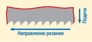 Назовите формы поперечного сечения напильника