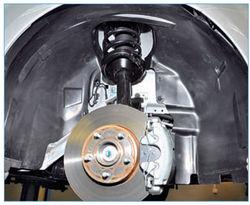 ford focus 2 крепления передних подкрылок